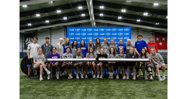 30+ Players to College Soccer