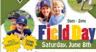 Field Day - June 8th