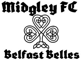 Midgley FC Belfast Belles