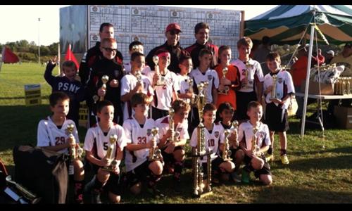 U12 Cyclones  - Help secure the WD tourney Club Trophy