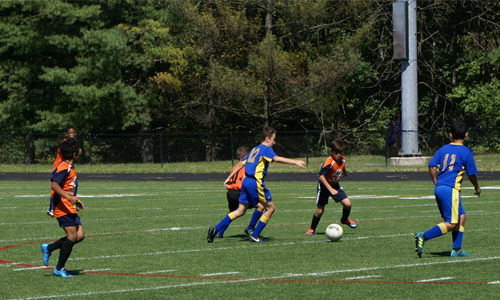 County Soccer (ages 8-18)