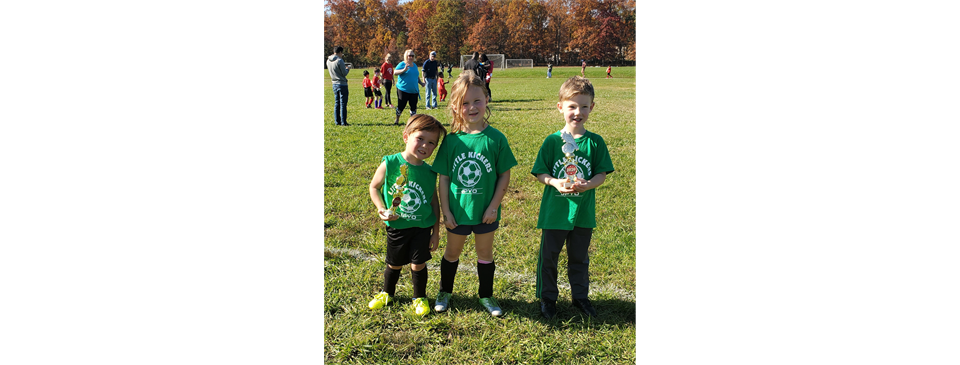Little Kickers (ages 3-5)