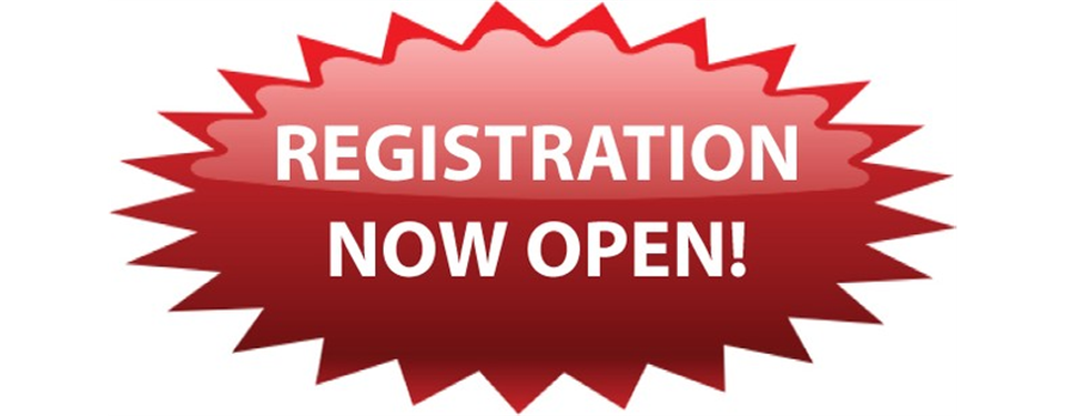2020 Fall Registration is Now Open!