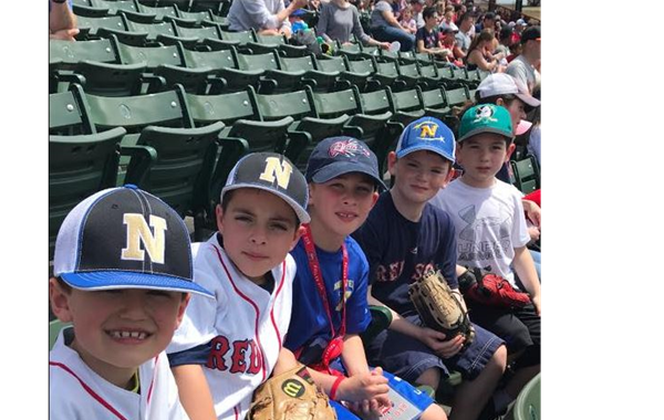 2020 NLL Family Red Sox Day