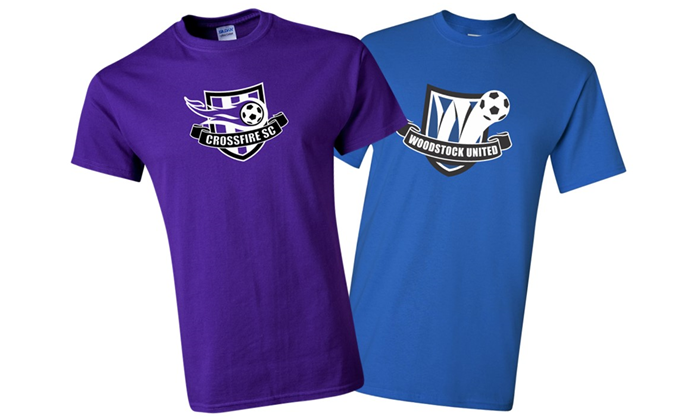 WUSA & CROSSFIRE SPIRITWEAR AVAILABLE