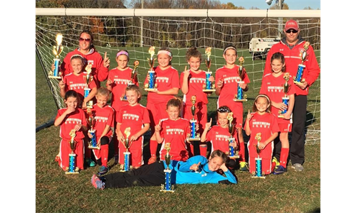 2016 Fallston Cup Champs