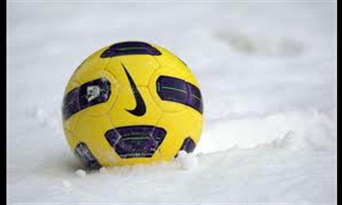 Winter Indoor Training Schedule Released